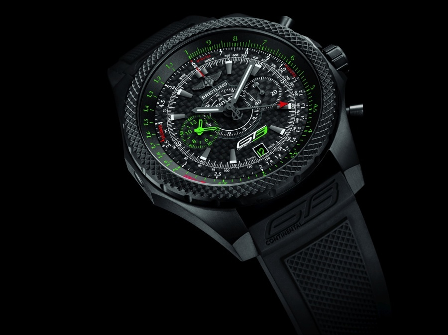 Breitling for Bentley: Bentley GT3