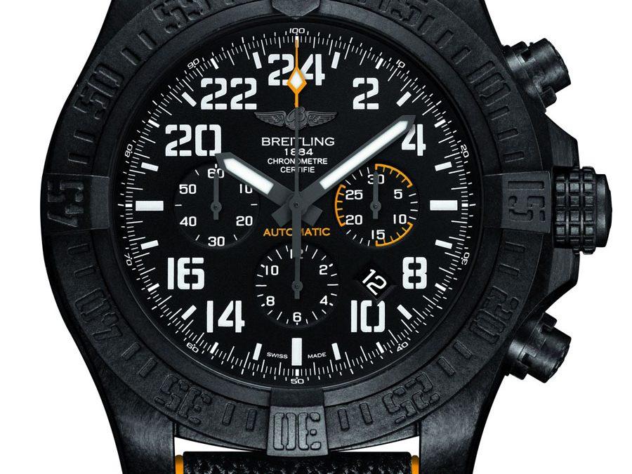 Breitling: Super Avenger Hurricane