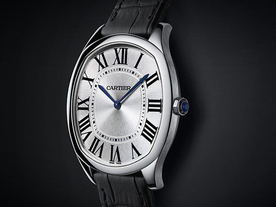 Cartier: Drive de Cartier Uhren Fälschungen Erkennen Replik  Extra-Flat
