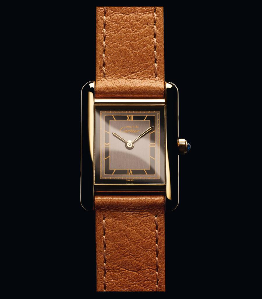 Die Cartier Uhren Damen Preise Replik  Tank Must de Cartier von 1982