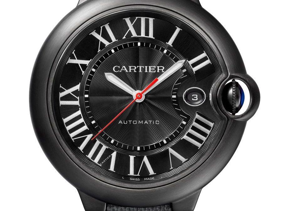 Cartier: Ballon Bleu de Cartier Uhr Echt Oder Falsch Replik  Carbon