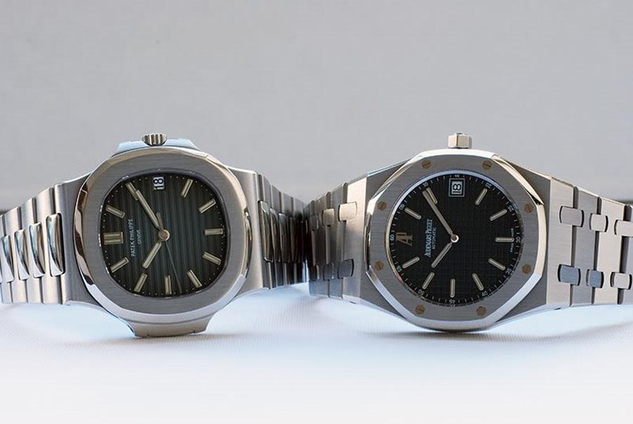 Patek Philippe Nautilus 5711/1A vs. Audemars Piguet Uhren Kaufen Replik Royal Oak 15202ST