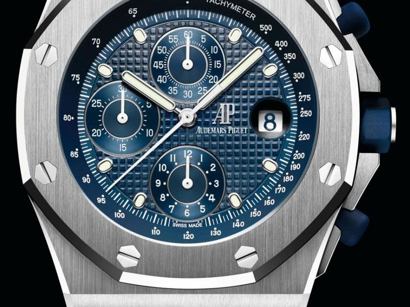 Audemars Piguet: Royal Oak Offshore Chronograph 25th Anniversary