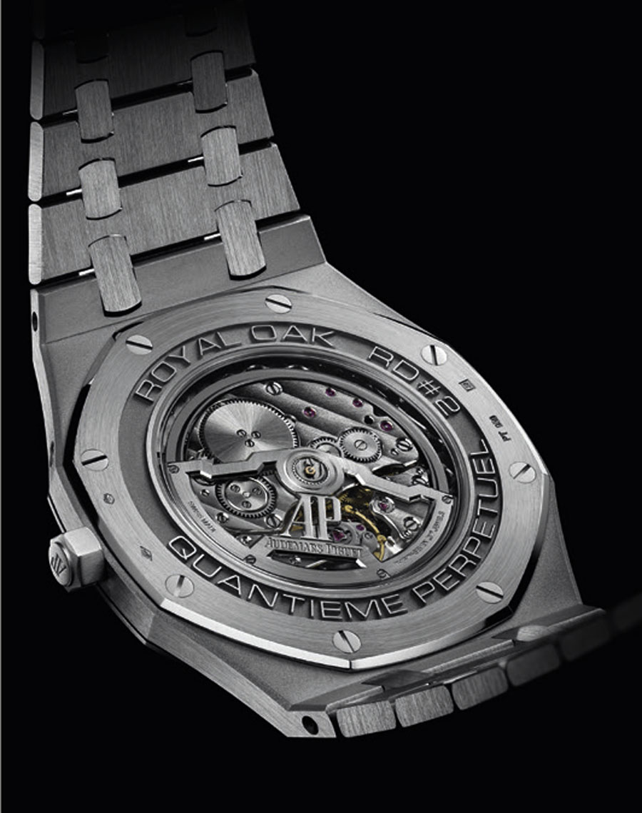 Kaliber 5133 der Audemar Piguet Royal Oak RD#2