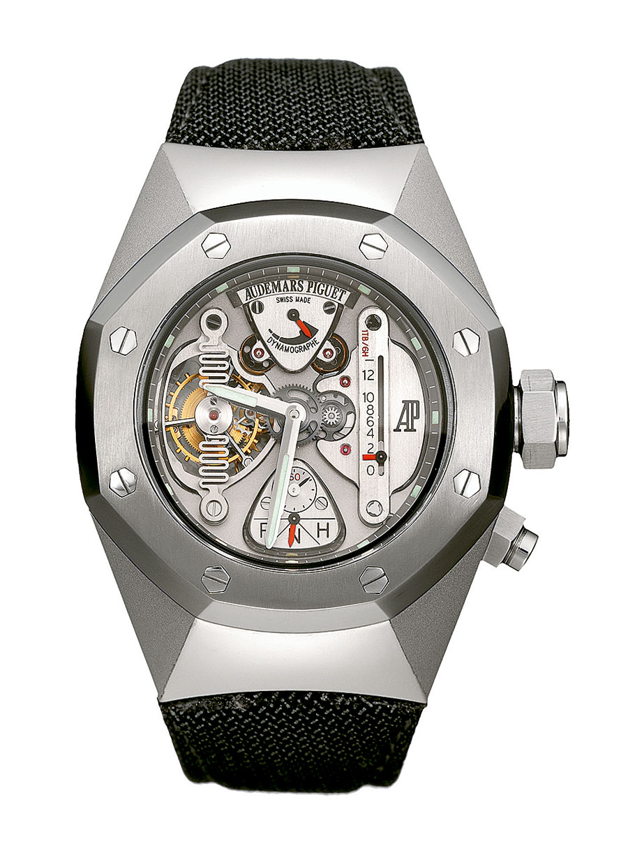 Audemars Piguet: Royal Oak Concept Watch