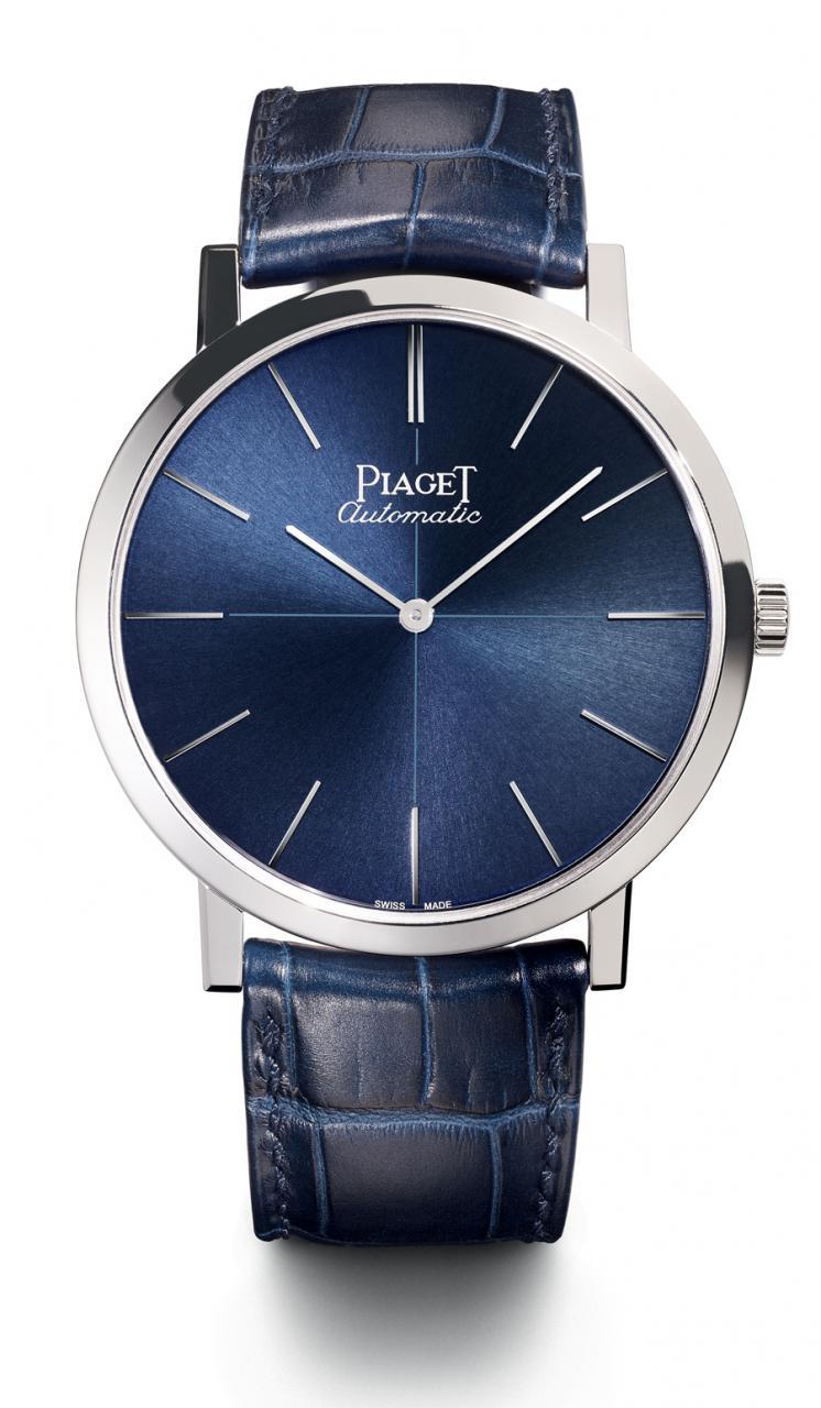 Piaget: 60 Jahre Montre Piaget D'occasion Replik Altiplano 43 mm