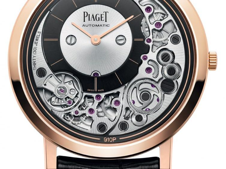 Piaget: Altiplano Ultimate Automatic in Roségold (26.700 Euro)