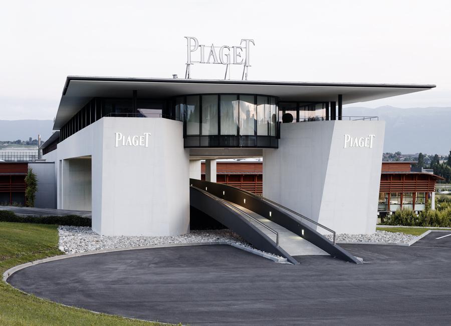 Piaget, Genf: Hier werden die Gehäuse gefertigt